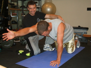 Personal Trainer in Glendale, California