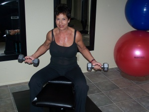 Sammamish Personal Trainer Stephanie Mountain