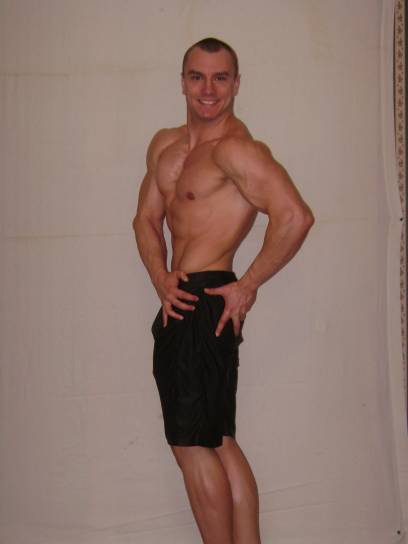 Shrewsbury Personal Trainer Kevin Richards