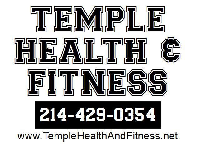 Temple Health & Fitness Personal Training in Midlothian