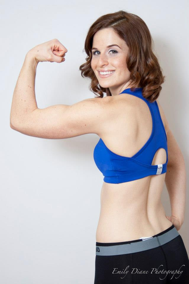 South Windsor Personal Trainer Victoria Ives