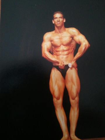 Tampa Personal Trainer Michael Evenick